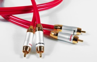 Monkey Cable (MCTANA1) Concept Analogue Interkonekt 2xRCA-2xRCA - 1m