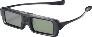 Sharp AN-3DG35-B (AN3DG35B) Okulary 3D, kompatybilne z modelami LE730, LE732, LE65x, LE740, LE75x, LE83x