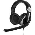 Sennheiser PC 330 (PC330) Słuchawki multimedialne nauszne z mikrofonem