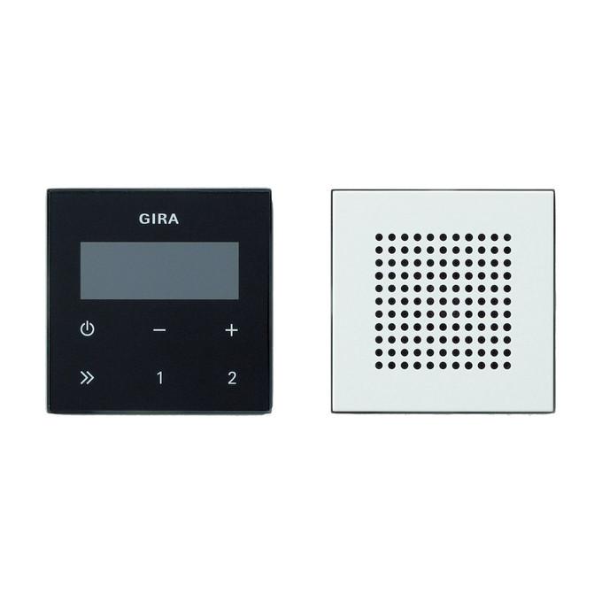 Gira 049572 Radio Podtynkowe Rds Z Głośnikiem I Ramką E2 Cena
