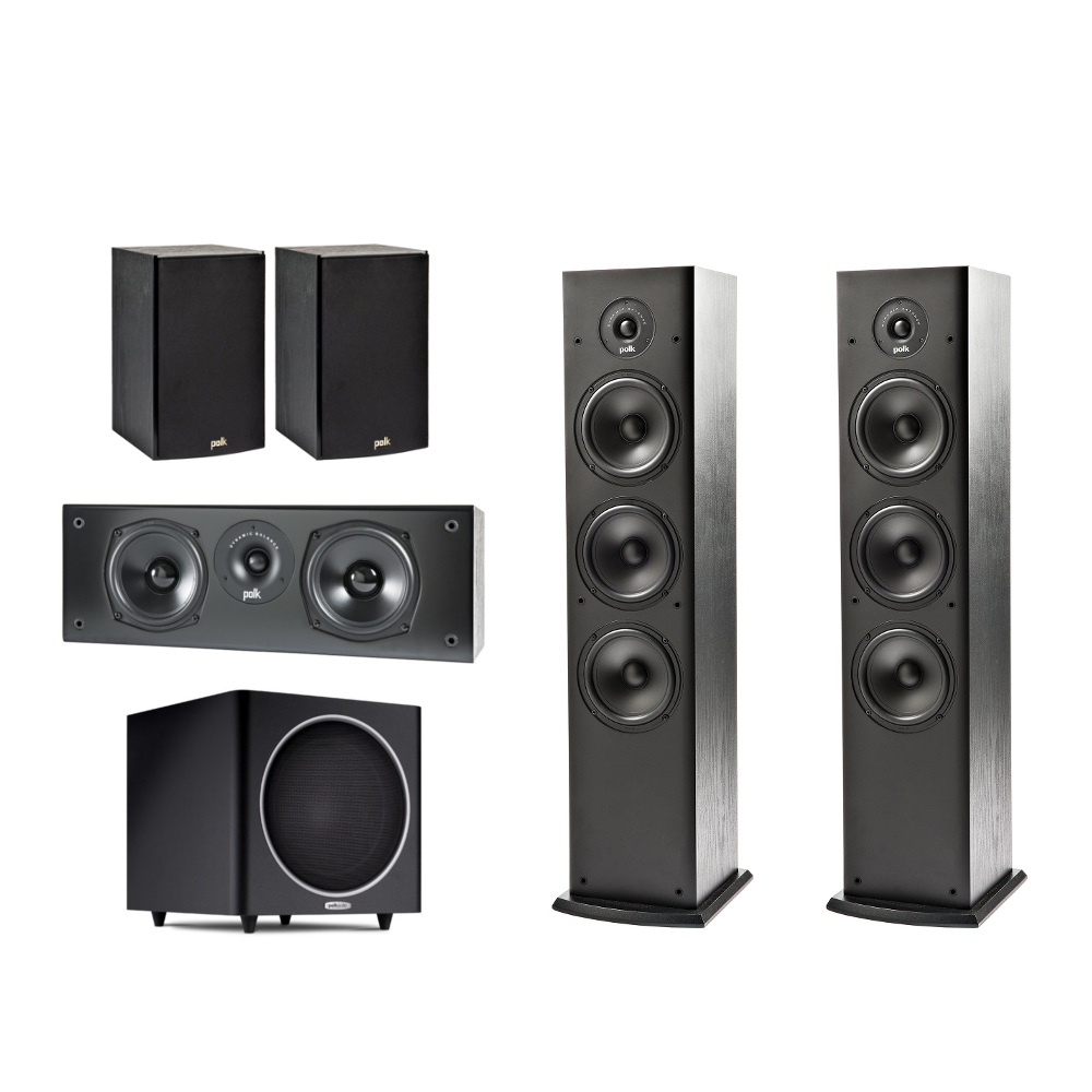 Polk Audio T5311 T50 T30 T15 PSW110
