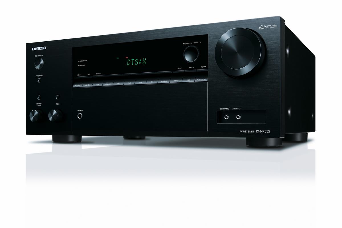 onkyo bookshelf stereo system. onkyo tx-nr555 (txnr555) bookshelf stereo system